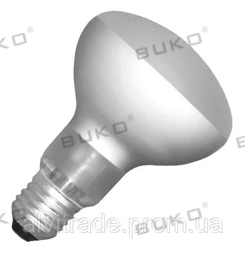 Лампа рефлекторная WATC R80 100, Е27 матовая