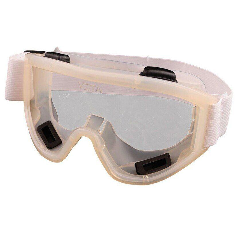 Очки защитные Vision с непрямой вентиляцией | VTR (Украина) ZO-0008