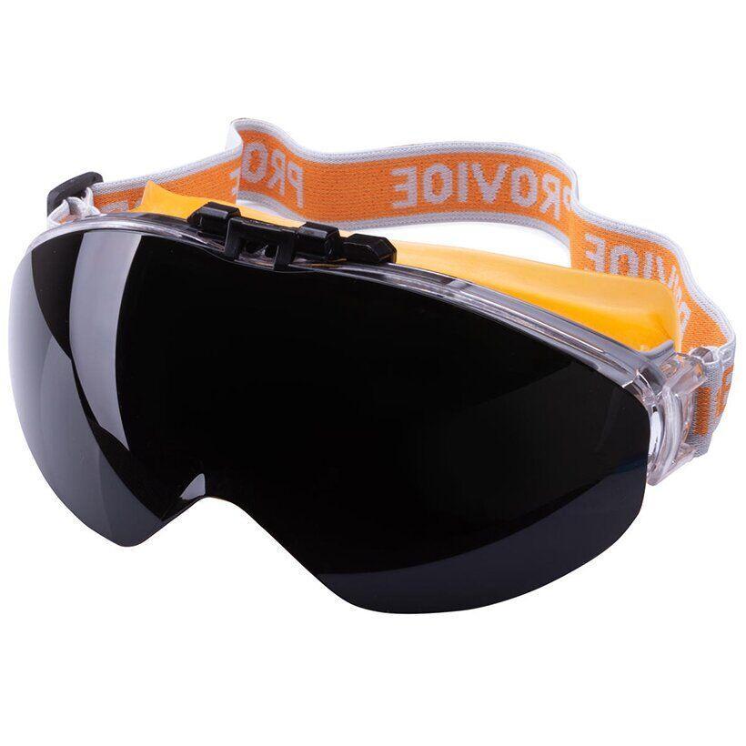 Очки защитные Provide (линза не потеющая ПК стекло, антицарапина, плюс линза DIN6)   VTR (Украина) ZO-0010