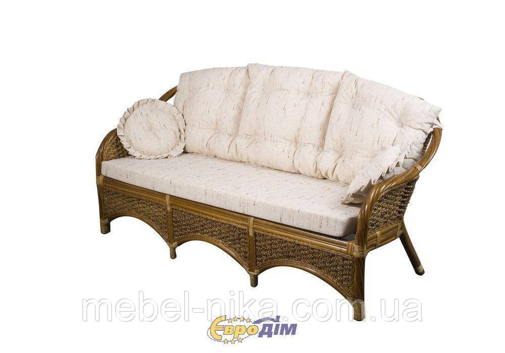 Софа с мягкой подушкой 3-ка TWIST 04/Т