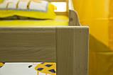 """Односпальная кровать """"Башня"""" из дерева (массив бука), фото 5"""