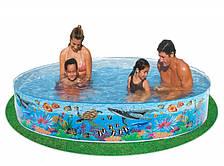 Детский каркасный бассейн INTEX 244х46см 2089л