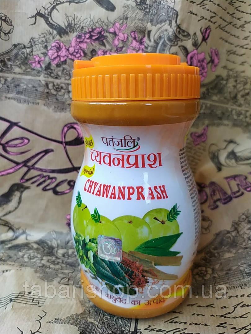 Чаванпраш Патанджали с шафраном, Сhyawanprash Patanjali, 500 гр