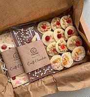Крафтовый шоколад. Подарочный набор, Подарок (Piccole Diletto)