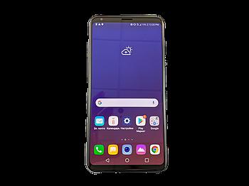 LG V35 ThinQ 6/64Gb Aurora Black Grade A2 Б/У