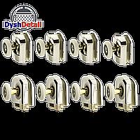 Ролики для душевых кабин, комплект (В 902 А+В)