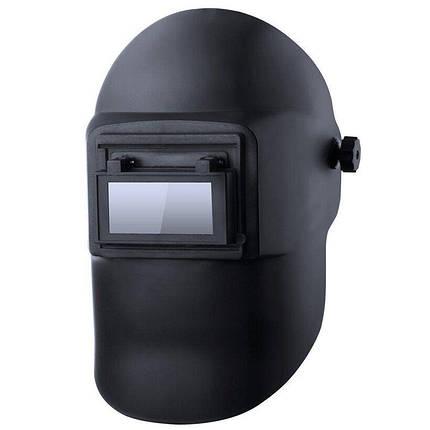 Маска сварочная (щиток) откидная Ягуар с наголовником от маски Хамелеон | VTR (Украина) ZM-0009, фото 2