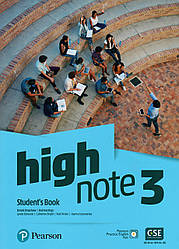 Учебник  High Note 3 Student's book