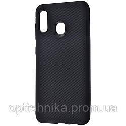 Ultimate Experience Slim Line (TPU) Samsung Galaxy A20/A30 (A205F/A305F) black