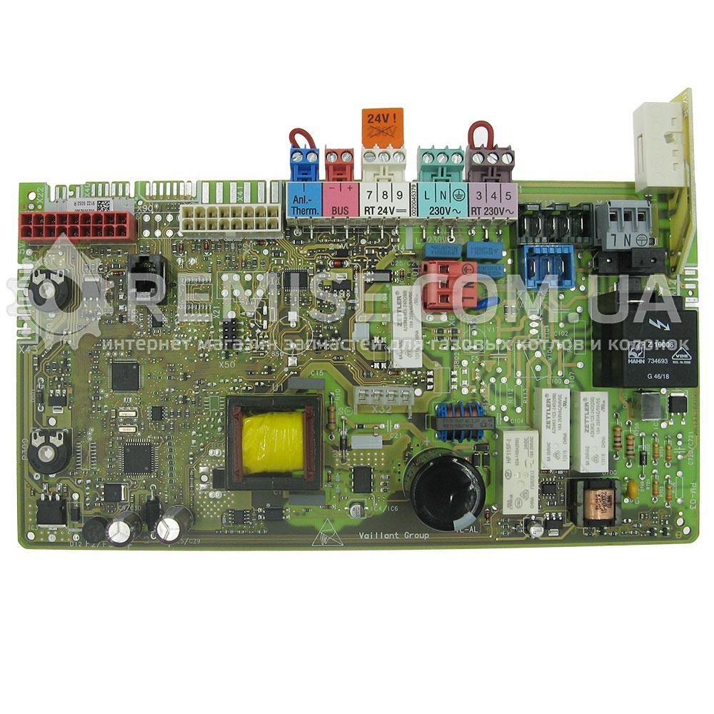Плата управления Vaillant ecoTEC Plus VU 466, 656/4-5 - 0020046177