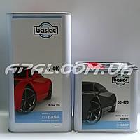 Baslac 40-440 2K VOC Clearcoat Лак (5л) + затв. 50-420 2K Hardener Normal VOC (2,5л)