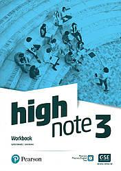 Рабочая тетрадь  High Note 3 Work book