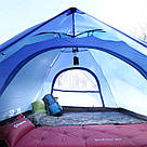 Палатка KingCamp Family 3 (KT3073) трехместная, фото 6