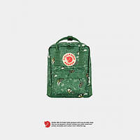 Рюкзак Fjallraven Kanken Mini Art Green Fable 7 л Зеленый Реплика LN185829J62620, КОД: 1629068