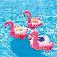 Подстаканник надувной Фламинго Intex 3шт 57500