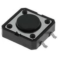 Кнопка тактовая TACT 12x12x7.0mm SMD