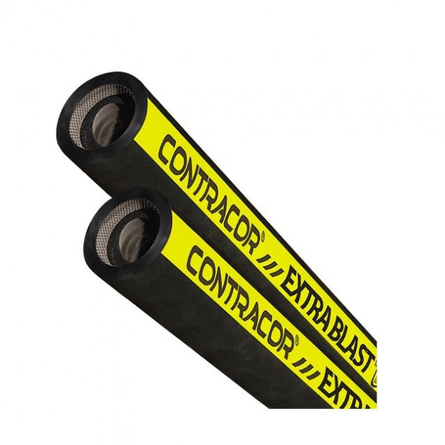 Рукава абразивоструйная Contracor EXTRA BLAST-25 25×39 мм, бухта 40 м (10112101) (5466363)