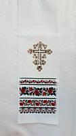 Полотенце на крест новый (160см х20 см)