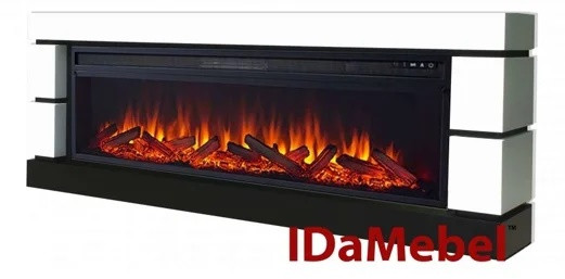 Каминокомплект Royal Flame IDaMebel Blanca LOG