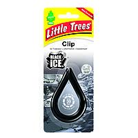 "Освеж.сухой клипса - ""Little Trees"" - Clip - Black Ice (Черный Лед)"