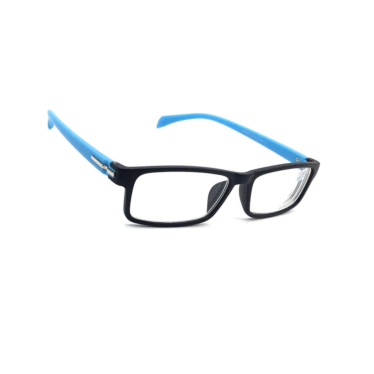 Молодежные очки с белой линзой