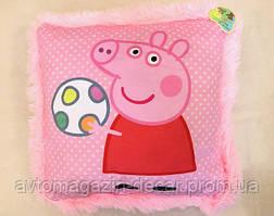 Подушка в авто Свинка Peppa