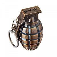 """Брелок """"Граната"""" 810-LED+фонарик+лазер (3xLR1130)"""