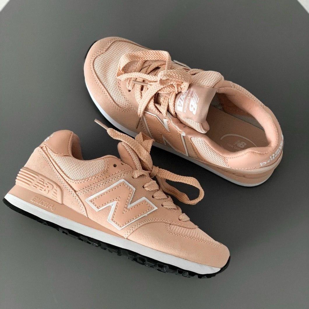 Женские кроссовки в стиле New Balance 574