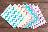 Производство бумажных крафт пакетов с логотипом