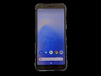 Google Pixel 3a  4/64Gb Just Black Grade A2