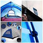 Палатка трехместная KingCamp Family 3 (KT3073), фото 3