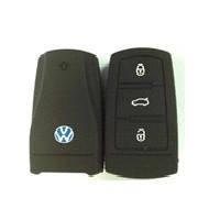 Чехол на пульт сигнализации силиконовый Volkswagen 915   (2312)