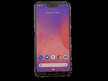 Google Pixel 3XL 4/64Gb Just Black Grade A2 Б/У