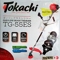 Бензокоса Tokachi TG-55ES з електростартером