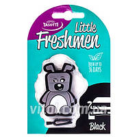 "Освеж.полимер на обдув  7gr - ""Tasotti"" - Little Freshmen - Black (Блек) (24шт/уп)"
