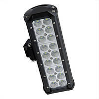 Фара-LED Балка  230*80*70mm  54W (3W*18) 10-30V  Дальний/Spot (D-54W) (1шт)   2600