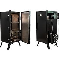 Коптильня холодного и горячего копчения 1200х610х520 мм с конденсатосборником и функцией вяления