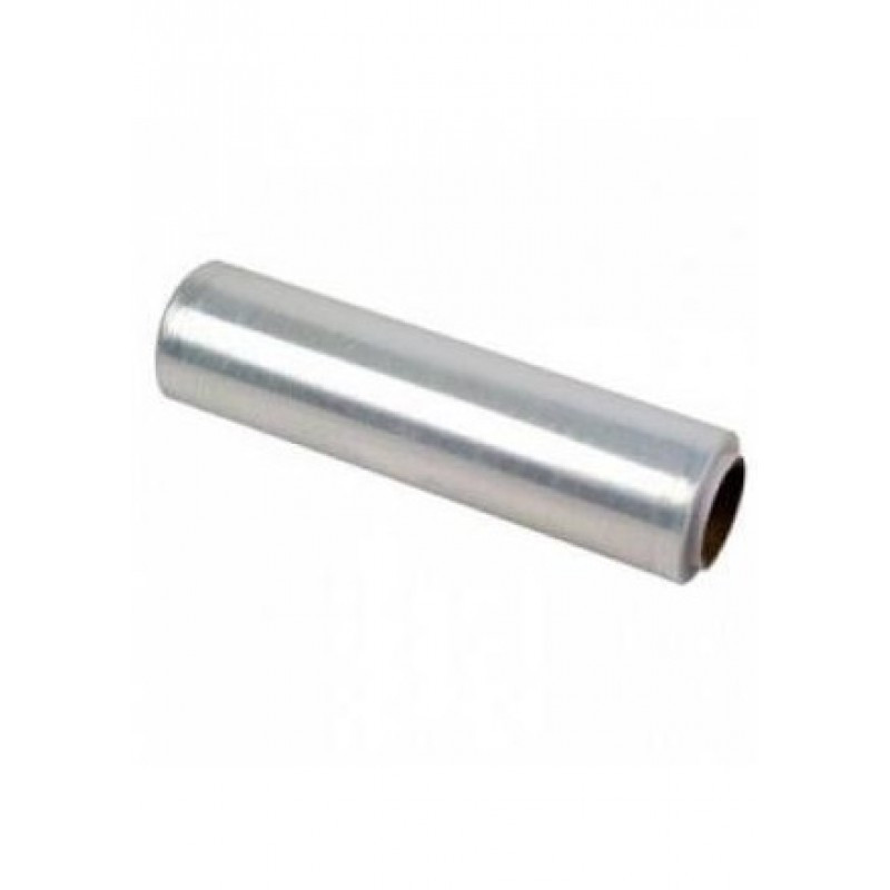 Плівка для обгортання в рулоні 0,45 х300 м поліетиленова