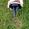 Универсальный светильник на солнечной батарее Solar Disk Lights, фото 7