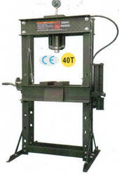 Пресс напольный пневмогидравлический 40000 кг ZX0901G-1