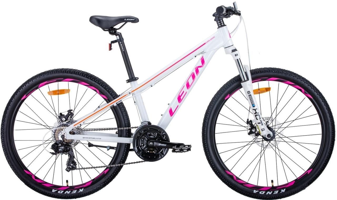 """Горный алюминиевый велосипед 26"""" Leon SUPER JUNIOR AM DD 2020 Al"""