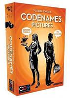 Кодовые имена Картинки рус (Codenames Pictures) (Языконезависимая)