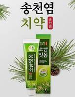 Лечебная зубная паста Median Pine Salt Toothpaste 150г