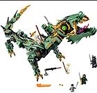 Конструктор Ниндзяго Bela 10718 Ninjago Movie Механический Дракон Зелёного Ниндзя 573 дет, фото 5