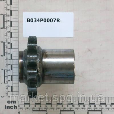 B034P0007 Вал-зірочка Z=12-1 Feraboli
