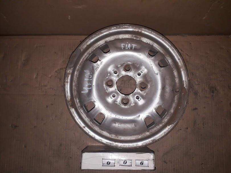 №6 Б/у диск  R13  4x100  для Fiat