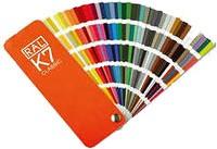 Изготовление краски по RAL
