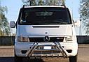 Кенгурятник (защита переднего бампера) Mercedes Vito W638 1996-2003, фото 2