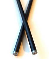 Электрод угольный (графитовый) с алюминиевым стержнем AL-65G, фото 1
