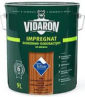 Защитно-декоративная пропитка VIDARON Impregnat V06 Американское красное дерево 9л